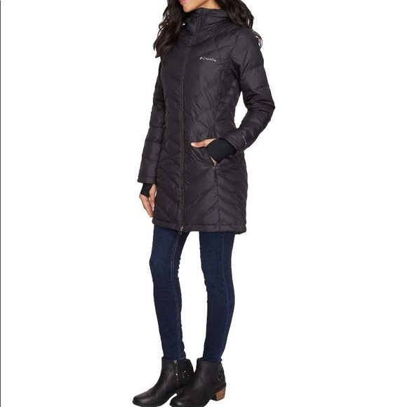 f2ab56e5472 Columbia Jackets   Blazers - Columbia Women s Heavenly Long Hooded Jacket